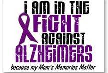 Alzheimer's & Dementia Awareness / by Kerri Wasylenko