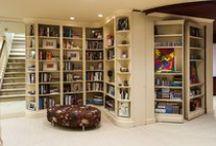 Library  / by kerri barclay