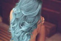 Hair / by Ashley