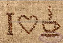 café coffee koffie / Un Amour de café  A Lovely coffee Een koffieliefde  / by katou