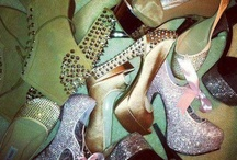 Mean Shoe Game / When you step out, why not step out in style? / by Charlotte Charleston