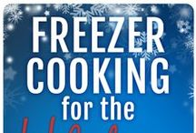 Freezer Cooking: Frugal Freezer Foods / by The Dollar Stretcher
