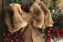 Holiday Crafts / by Hammack's Wood-N-Cloth Crafts