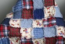 QUILTS....VINTAGE ETC. / by Hammack's Wood-N-Cloth Crafts