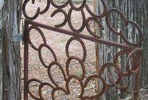 Rusty Metal, & Stuff / by Hammack's Wood-N-Cloth Crafts