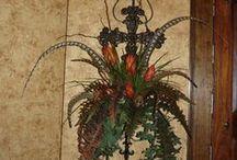 Decorating Ideas / by Hammack's Wood-N-Cloth Crafts