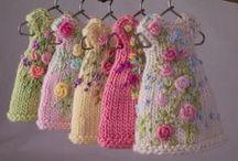 Crochet, knit, sew... / by Regina Daisy