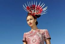 Millinery / Headwear, I've made, loved, or admired.  / by Melissa Cabot