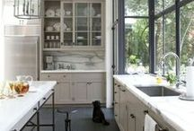Kitchens / by Jessica Wilson