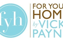 Vicki Payne FYH Products / by Vicki Payne