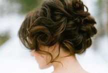 Wedding hair / by Melissa Thate