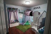 Jenna's Tween Fairy Room / by Artworks Wedding Cinema