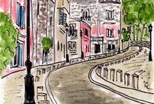 Along The Road / by Poppy Soetanto