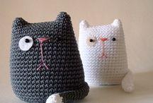 Crochet & Knitting / null / by Marieke Plandsoen
