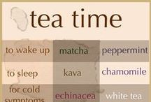 Tea Time / by UMassDEats