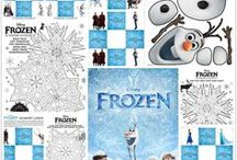 frozen party ideas / by L F