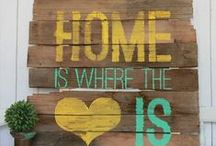 Home Sweet Home / Finds that make your home yours!  / by Lighting New York