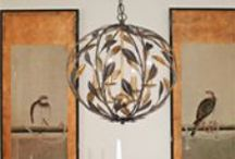 """Enchanted Forest / Mirror, mirror...live your """"Once Upon a Time"""" dreams with these whimsical decor ideas. / by Lighting New York"""