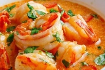 Fish and Seafood Recipes / by Nayema Zia