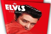 ★ELVIS-Forever the KING.......[His greatest photos] / He was so perfect!!A man from another planet!!And the FIRST and the ONLY King of Music for everyone that knows music!It is not a random thing that ELVIS still has the MOST FANATIC fans of all musicians after so many years that he appeared in music scene!!!One of them is me too!! / by Stelios ♪ MusicLover
