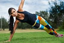 FITNESS-YOGA and everything about sport life...... / by Stelios ♪ MusicLover