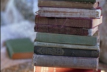 Books and Authors / All of my favorites, old and new and some I have yet to read. / by Brigitte Ilona