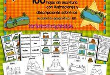 Bilingual Class / Teaching Bilingual Education  / by Rosalie Pereda