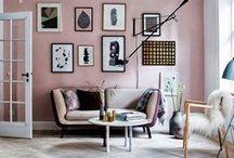 Decor: Ideas / by Rachel Claire