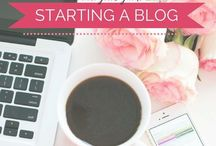 Blogging for Business / by Kyllie Thomson