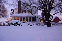 Lovely Old Homes / by Open Gates Farm Bed & Breakfast