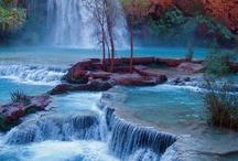 Waterfalls / by Andrea Ellis