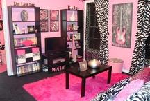 Teen rooms / by Micki Connors Barilotti