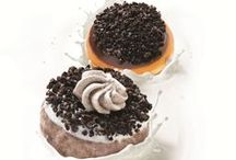 Cookies and KREME Doughnuts / Your sweet dreams have come true! Krispy Kreme® –has created a new way to enjoy tasty doughnuts and cookies with two yumbelievable new treats topped and filled - with OREO® goodness / by Krispy Kreme