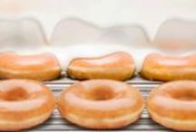 National Doughnut Day 2013 / Commemorate the sweetest day of the year with a complimentary one-of-a-kind treat from Krispy Kreme®. In honor of National Doughnut Day, on Friday, June 7, stop in to any Krispy Kreme US or Canadian location for a FREE doughnut of any variety--including its world famous Original Glazed®. No purchase necessary. Follow the fun at http://NationalDoughnutDay2013.com/ / by Krispy Kreme