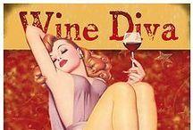 Connoisseur En Fangs / Wine, Vineyards, Vintages, my love of Grapes and Elegant Glass. This little Vampire Gal is a Connoisseur 'en Fangs! Salud!   / by Aria LilithBelleMorte