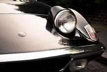 pop-up headlights parking only! / Einfach nur Klappscheinwerfer / by Jorge Peres