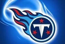 Titans  / Favorite football team  / by Ron Disney