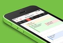 iOS Apps / Beautifully designed iOS apps and concepts. / by Dal Rupnik