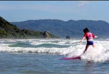Family Surf Camps / by Peaks 'n Swells Surf Camp