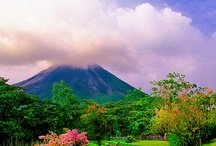 Volcanoes / All comments belong to previous pinner unless otherwise stated / by Dolores Marlena