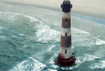 Lighthouses / All comments belong to previous pinner unless otherwise stated / by Dolores Marlena