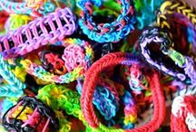 Rainbow Loom Bracelets *RainbowLoomSale Group Board* / Rainbow Loom Bracelets is a collaborative board & is accepting contributors. The rules are very simple - pin direct to a tutorial, activity, decorating idea, or anything else related to Rainbow Loom Bracelets. No more than 10 pins per day. To receive an invite, please leave a message. Feel free to add your friends!  / by Rainbow Loom