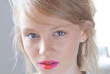 Beauty Biatch / The trends to try now, according to Sunday Style Beauty Editor Cleo Glyde. / by Sunday Style