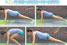 fitness / by Kelyn Struiksma