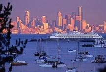 Seattle  MY Home Town / by Nancy Lawson