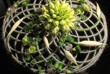 floral ...creative / by Rebecca Radford
