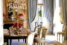 French Style Dining / by Phyllis Frost