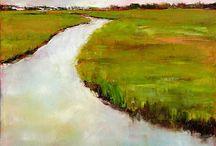 All things artistic / Paintings  / by Vicki Blackburn