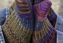 ::Knitting:: / by Nancy Hannah
