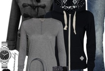 Clothing and Shoes for Brian and Jennifer / by Mimie Ramos